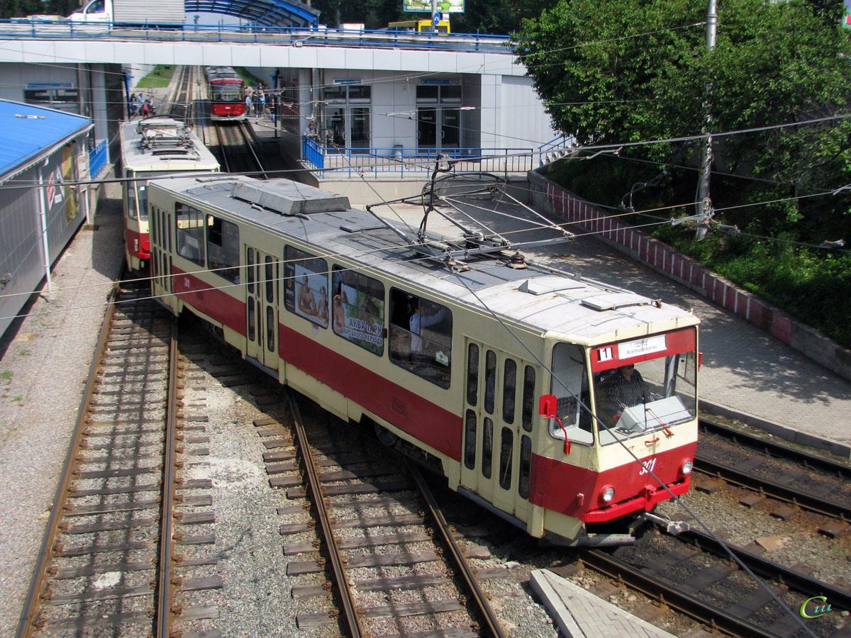 Киев. Tatra T6B5 (Tatra T3M) №301