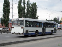 Липецк. Mercedes O405N н558мк