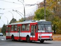 Николаев. Škoda 14Tr №3017