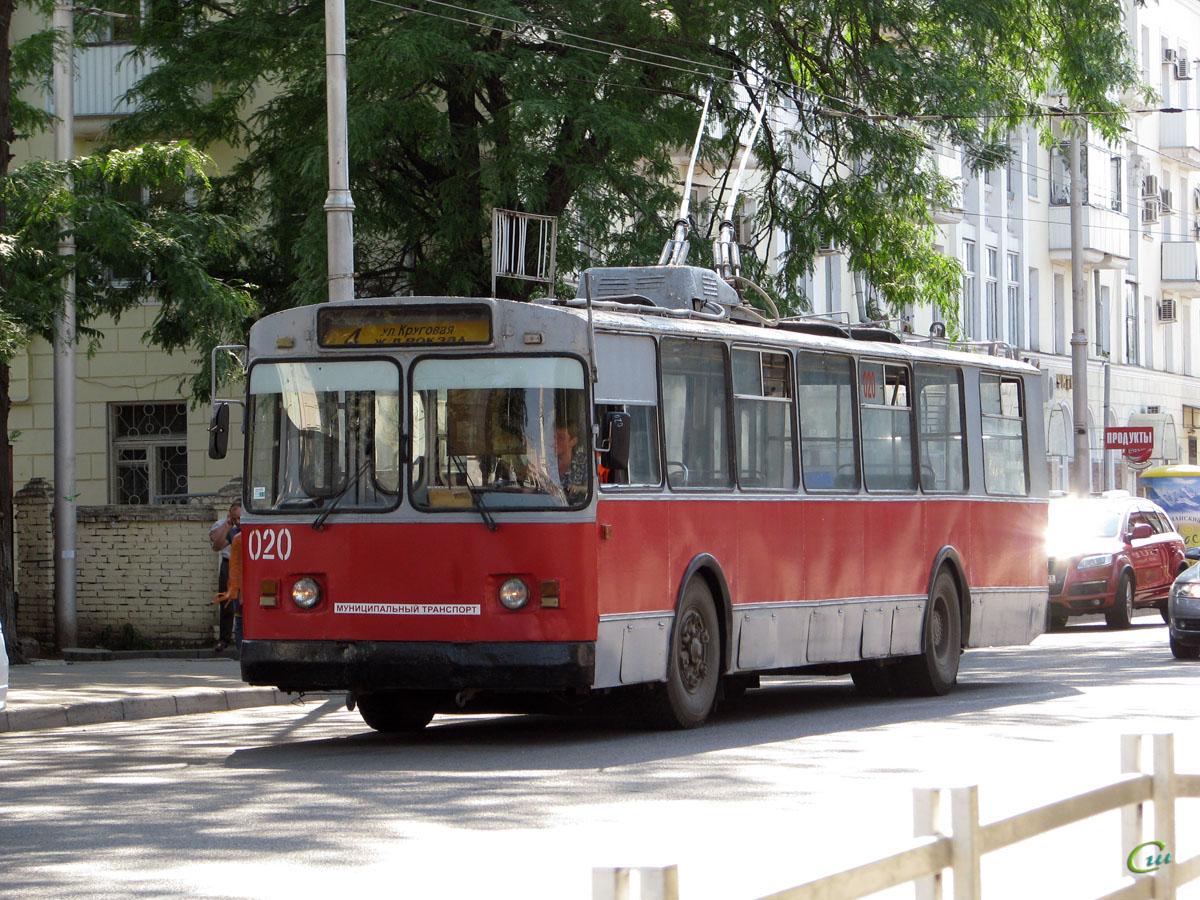 Краснодар. ЗиУ-682В00 №020