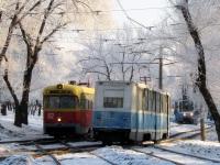 Хабаровск. РВЗ-6М2 №162, 71-605А (КТМ-5А) №389