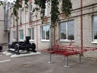 Санкт-Петербург. База аварийной восстановительной службы (АВС) на Хасанской улице