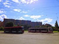 Санкт-Петербург. 71-623-02 (КТМ-23) №7503, 71-301 №7511