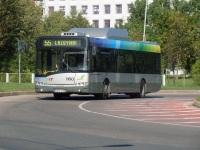 Вильнюс. Solaris Urbino 12 CNG HBV 509