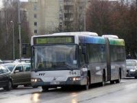 Вильнюс. Volvo 7700A BDL 566