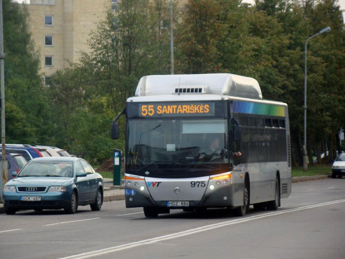 Вильнюс. Castrosúa City Versus CNG HDZ 884