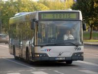 Вильнюс. Volvo 7700 BZS 023