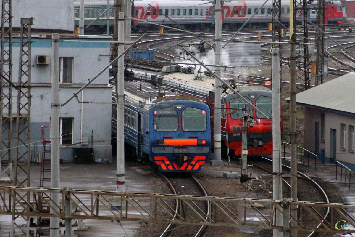 Москва. ЭД4М-0245