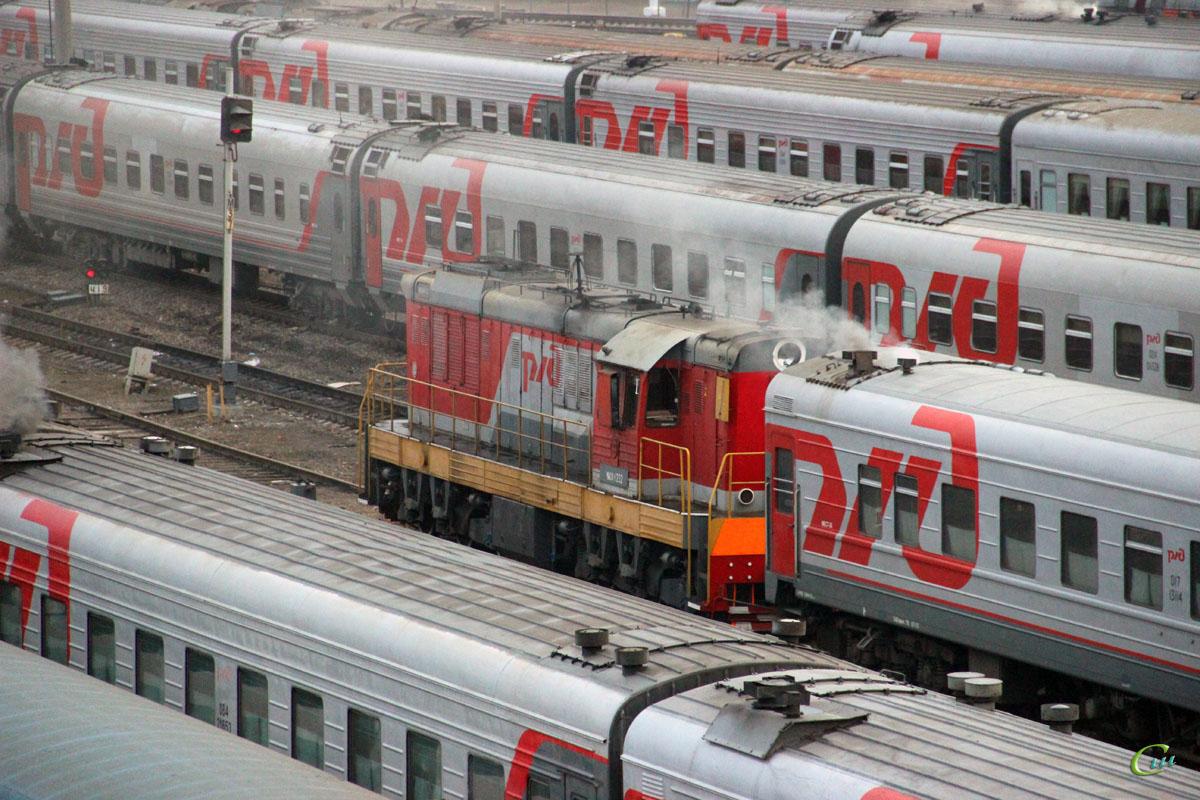 Москва. ЧМЭ3э-6232