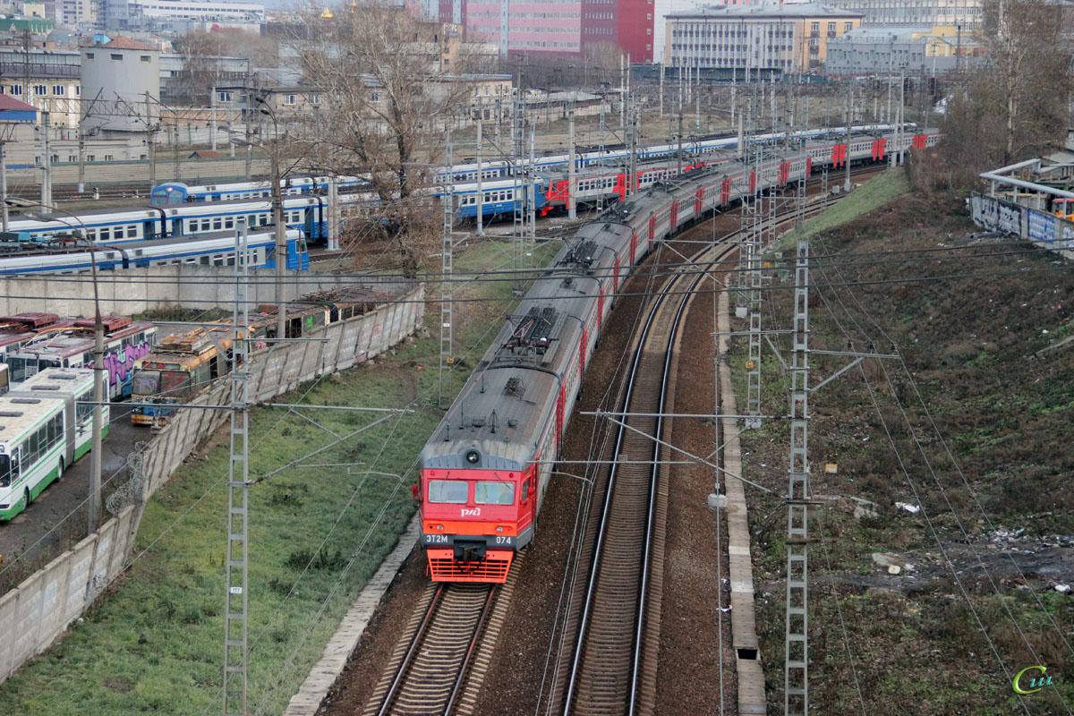 Москва. ЭТ2М-074