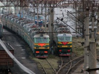 Москва. ЧС7-091, ЧС7-223
