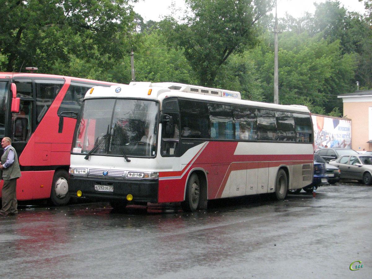Жуковский. Kia Granbird SD II е592ое