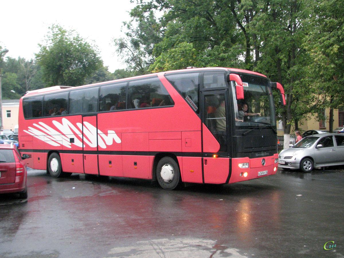Жуковский. Mercedes O403SHD а369ву