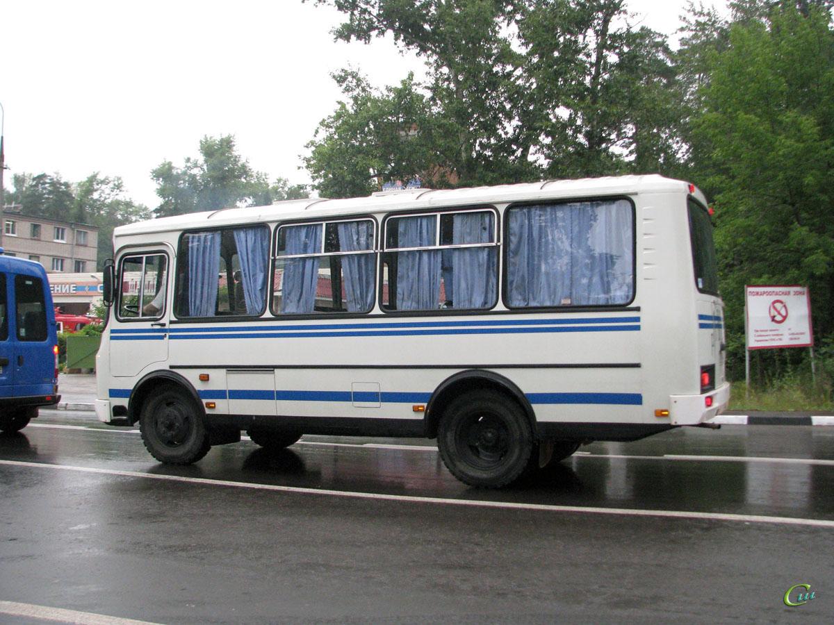 Жуковский. ПАЗ-32053 р182еу