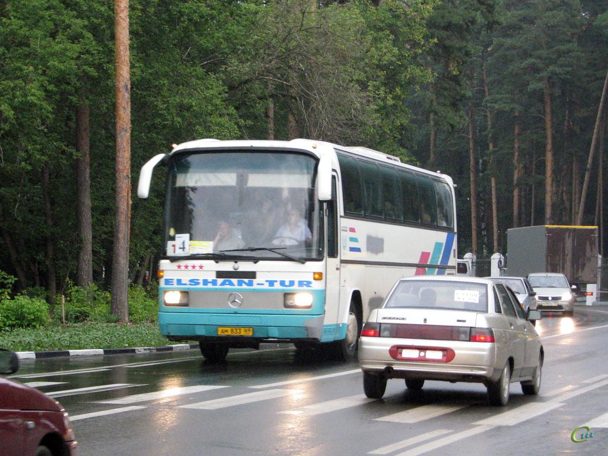 Жуковский. Mercedes O303 ам833