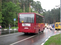 Жуковский. МАЗ-256.170 о106на
