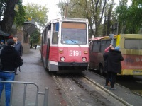 71-605 (КТМ-5) №2191