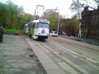 Днепропетровск. Tatra T4D №1413