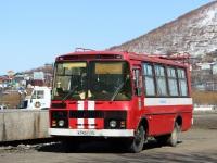 Петропавловск-Камчатский. ПАЗ-3205 к742ет