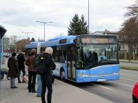 Мюнхен. Solaris Urbino 18 M-WA 9556