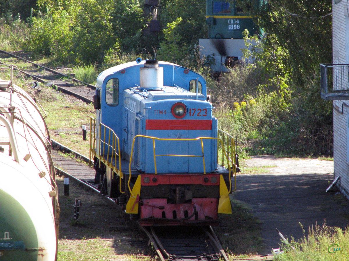 Муром. ТГМ4-1723