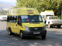 Тбилиси. Avestark (Ford Transit) TMC-036