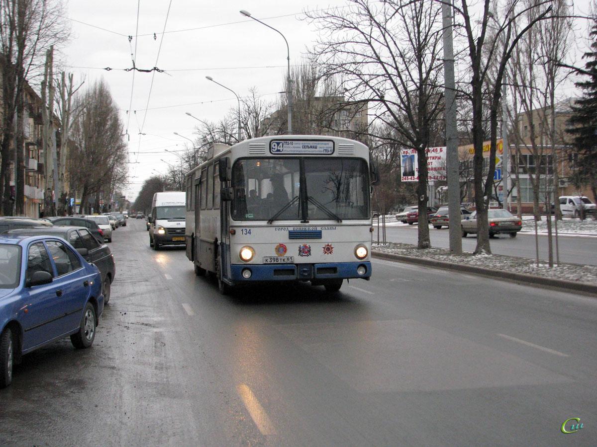 Ростов-на-Дону. Mercedes O305 к398тк