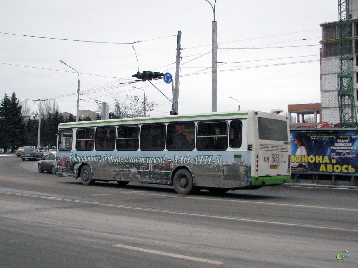 Ростов-на-Дону. ЛиАЗ-5256.45 ка383
