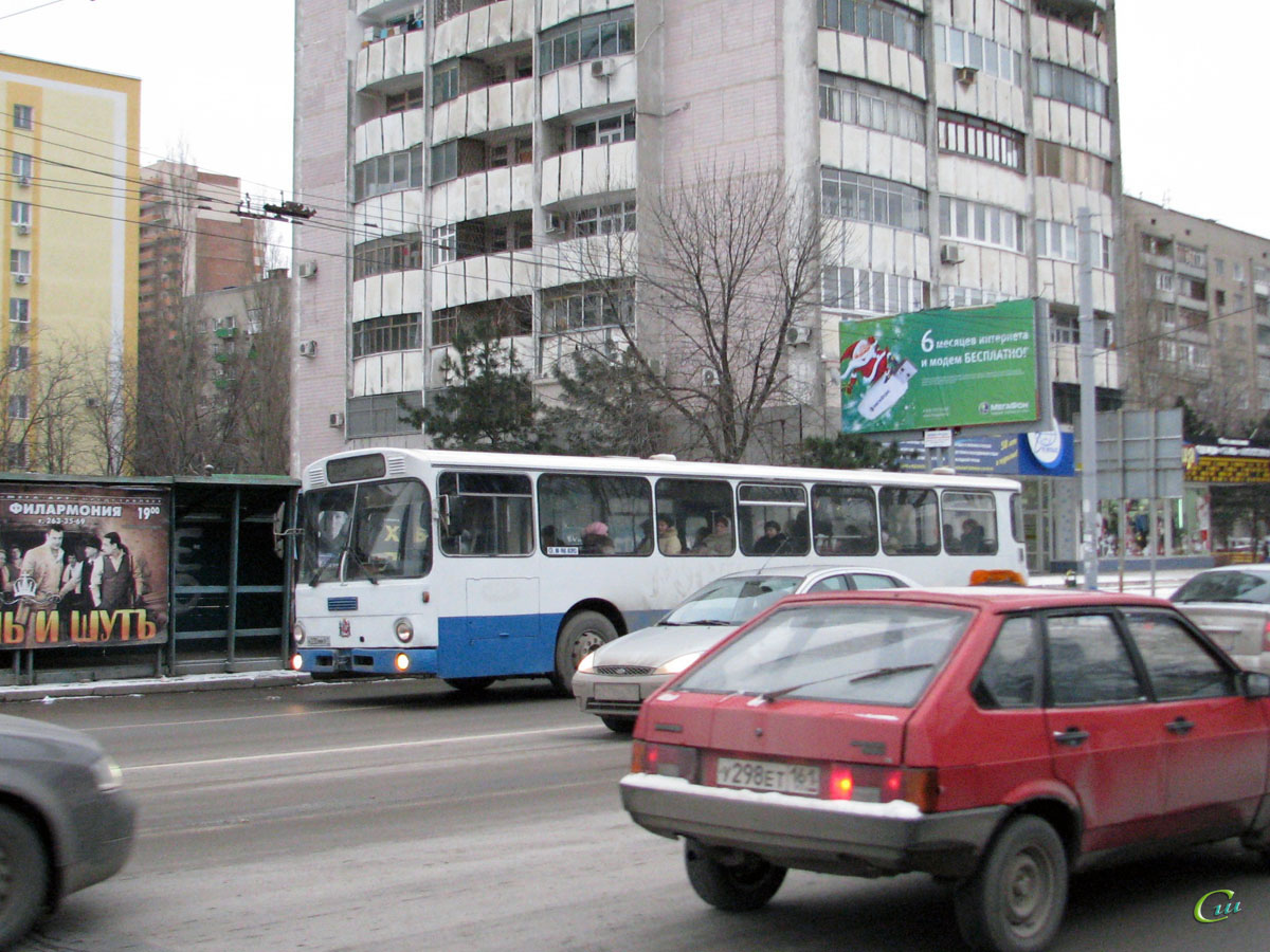 Ростов-на-Дону. Mercedes O307 н230мм