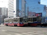 Москва. 71-619КТ (КТМ-19КТ) №2068, 71-619А (КТМ-19А) №2166