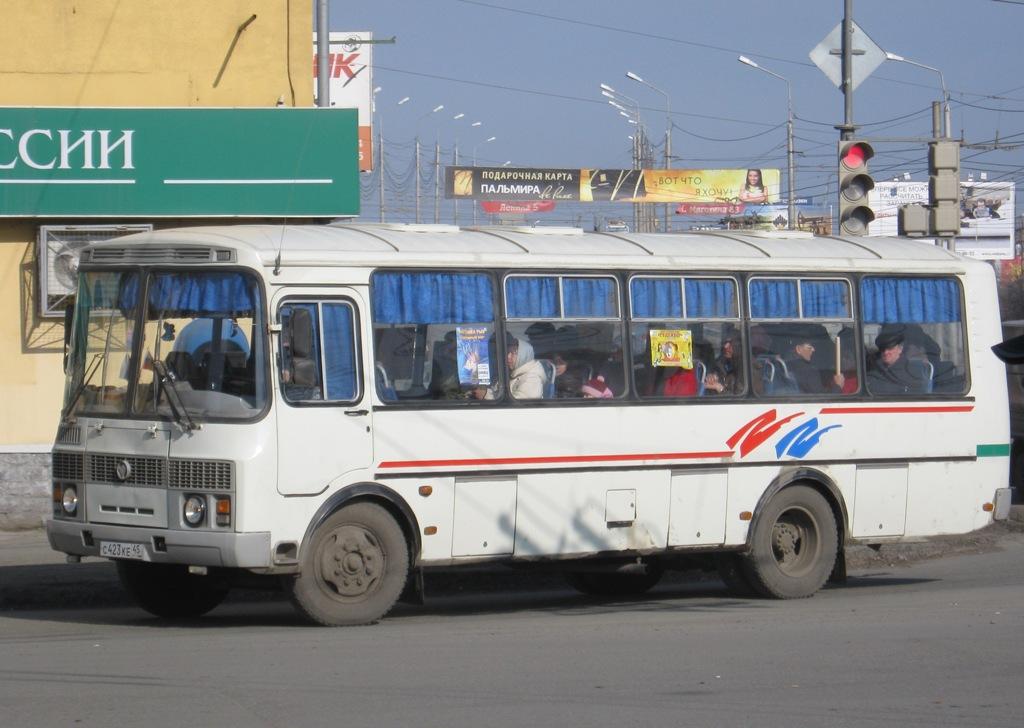 Курган. ПАЗ-4234 с423ке