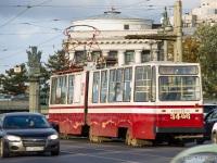 Санкт-Петербург. ЛВС-86К №3402