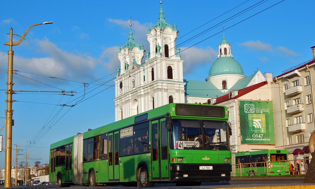 Гродно. МАЗ-105.065 AA7560-4
