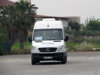 Анталья. Mercedes Sprinter 07 ZH 257