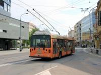 Пардубице. Škoda 21Tr №388