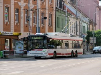 Пардубице. Škoda 28Tr Solaris №409