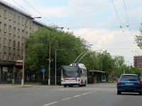 Пардубице. Škoda 21Tr №399