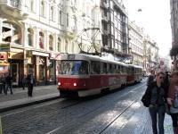 Прага. Tatra T3SUCS №7217