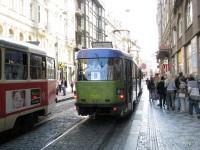 Прага. Tatra T3SUCS №7261