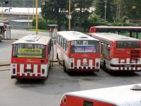 Прешов. Renault Agora S/Karosa Citybus 12M PO-437AE, Karosa B732 PO-669BS, Karosa B732 PO-577BP