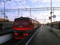 Санкт-Петербург. ЭР2Т-7172