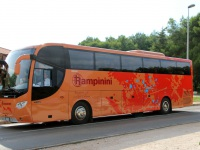 Ровинь. Scania OmniExpress 360 ER 975MC