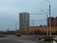 Калуга. Строится новая троллейбусная линия в микрорайон Кошелев Проект