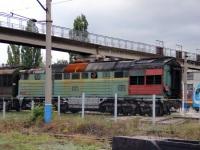 Россошь. 2ТЭ116К-1255