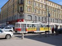 Самара. Tatra T3SU №2096