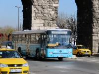 Стамбул. Mercedes O345 Conecto 34 AY 6942