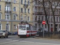 Санкт-Петербург. ЛВС-86К №8018