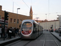 Флоренция. AnsaldoBreda Sirio №1002