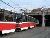 Брно. Tatra T6A5 №1214