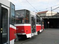 Брно. Tatra T6A5 №1207